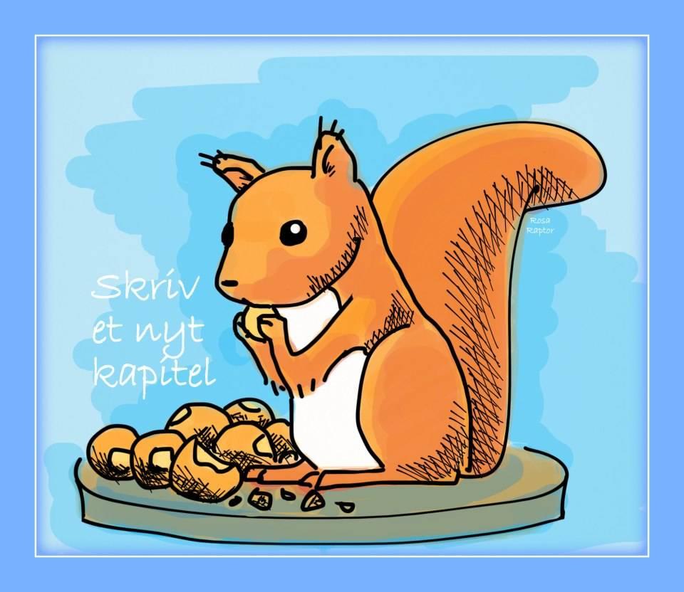 hvad siger et egern