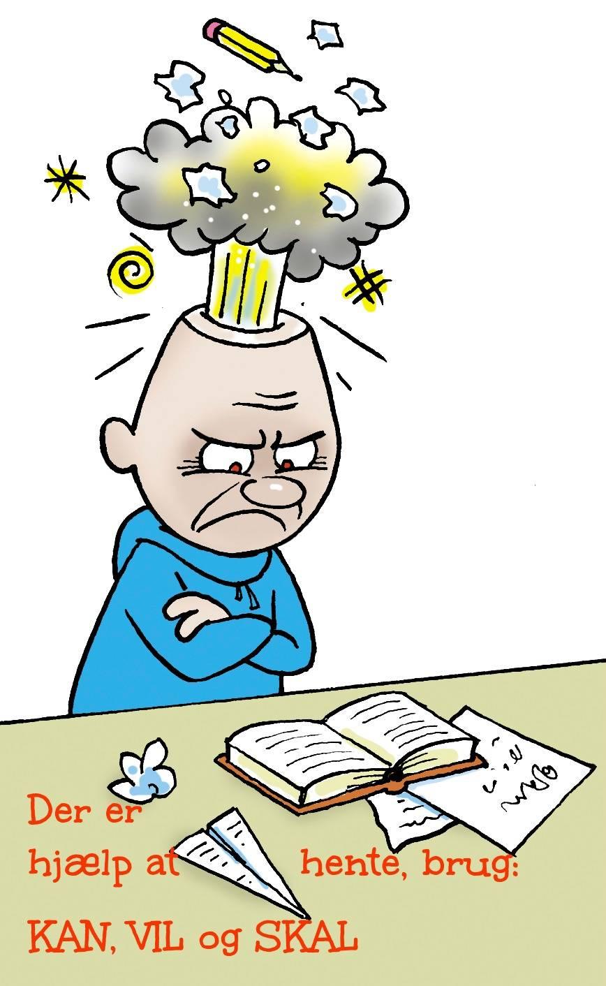 Tankemylder – bruger du også VIL, KAN og SKAL?