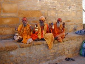 Guruer i Indien